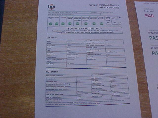 JAGUAR X-TYPE 2.2 SOVEREIGN 4DR AUTOMATIC