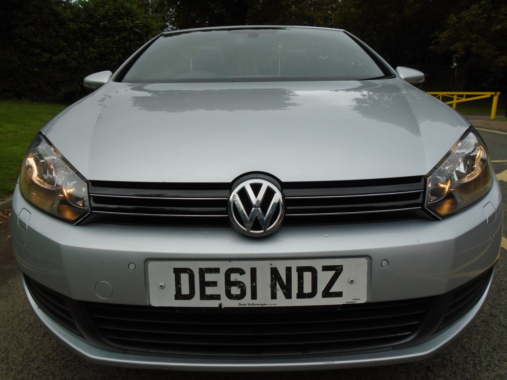 VOLKSWAGEN GOLF 1.6 SE TDI BLUEMOTION TECHNOLOGY 2DR