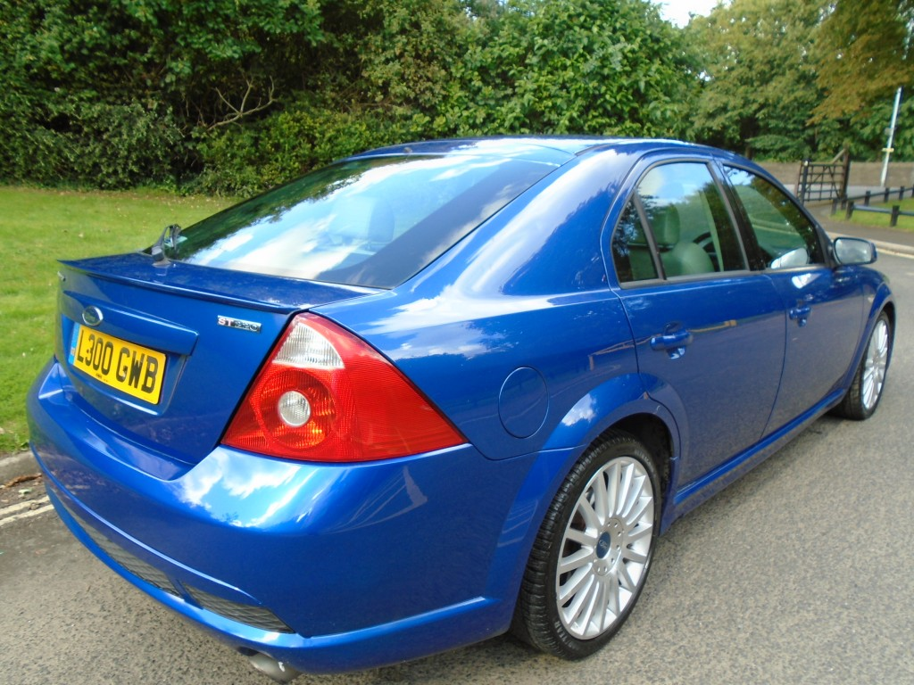 Ford Mondeo 3 0 St220 5dr For Sale In Stockport