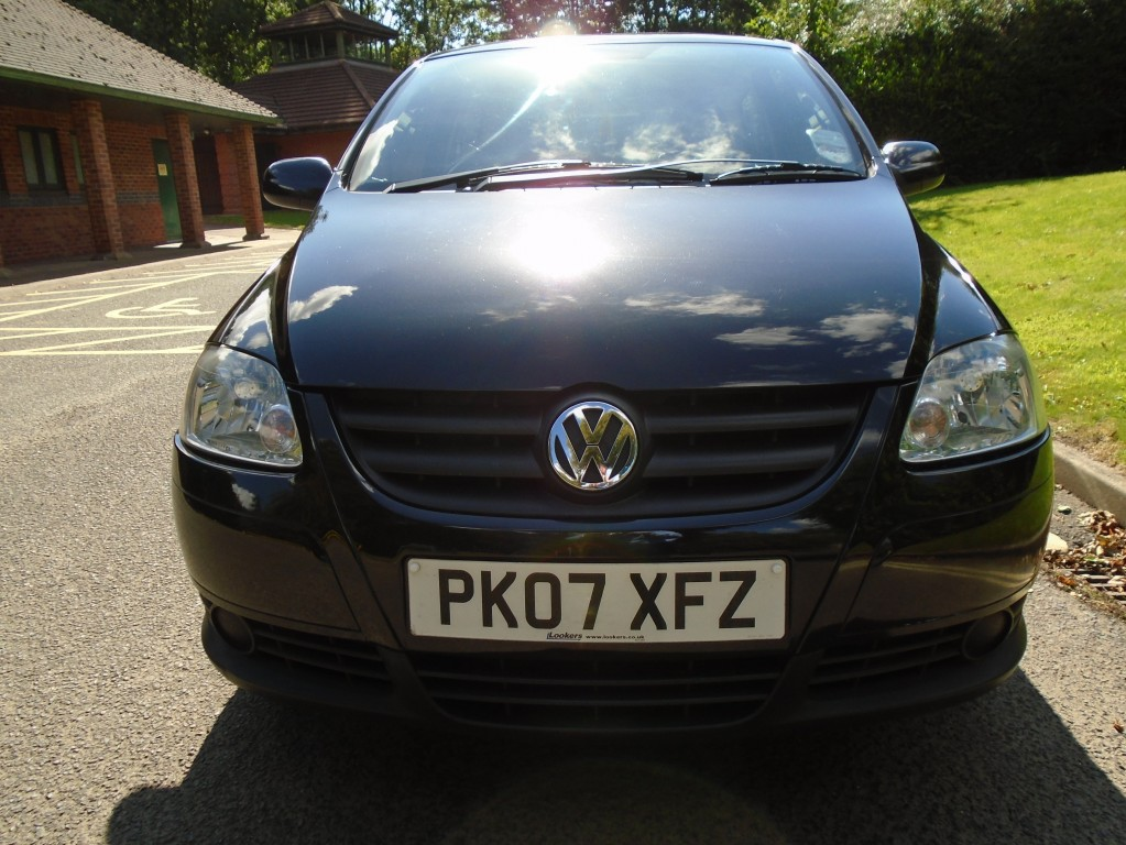 VOLKSWAGEN FOX 1.2 URBAN 6V 3DR Manual