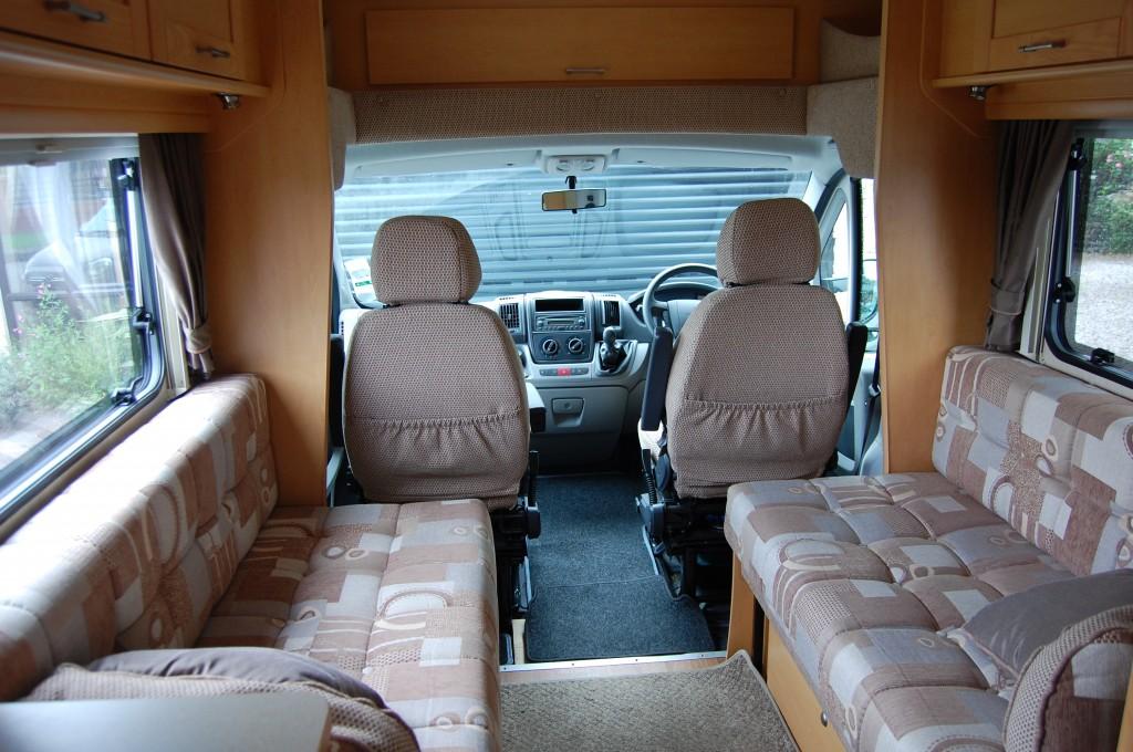 ELDDIS AUTOQUEST 115 2 BERTH