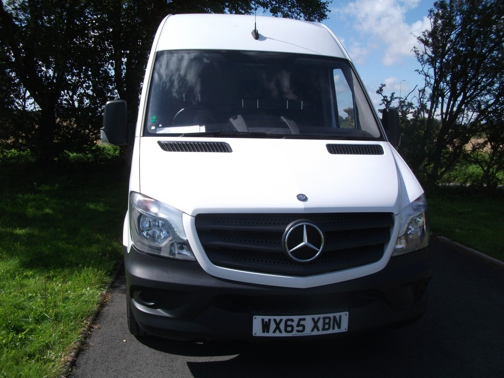 MERCEDES-BENZ SPRINTER DIESEL Panel Van 2.1 313 CDI MWB Manual