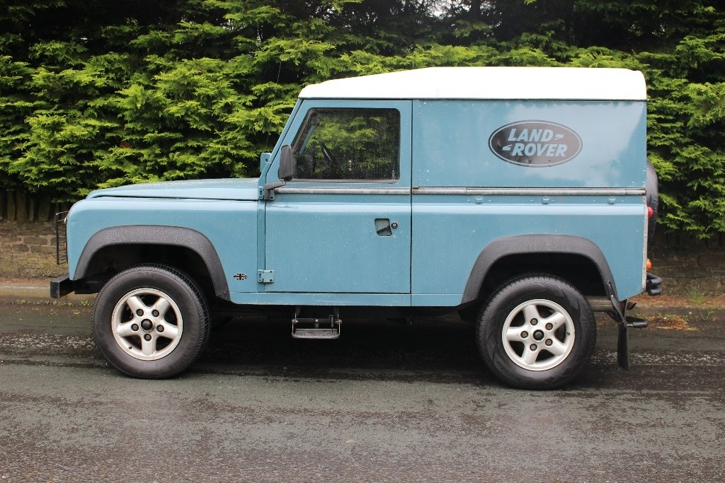 LAND ROVER DEFENDER 90 2 3 For Sale in Rossendale - NWD 4X4