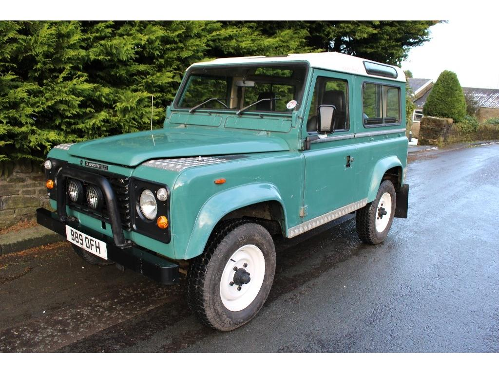 LAND ROVER 90 2.3 4CYL SW 3DR