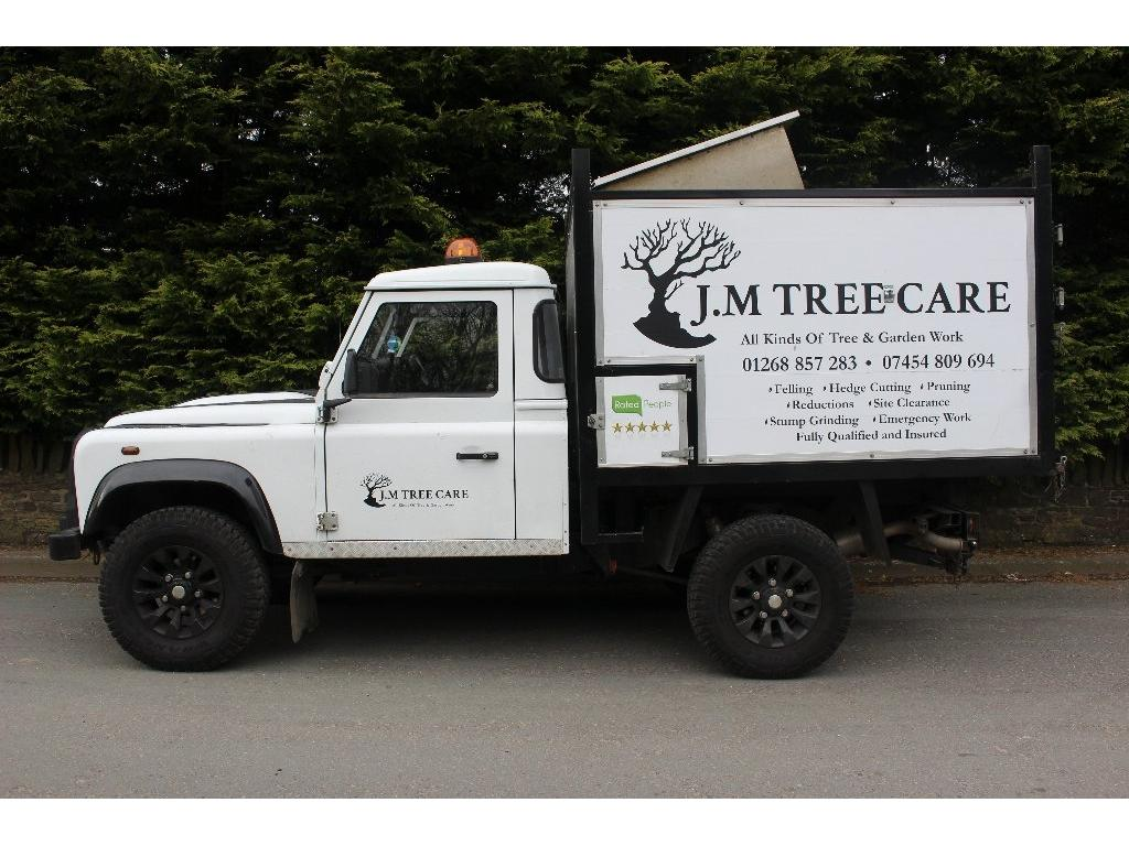 LAND ROVER DEFENDER 2.4 110 TD HIGH CAPACITY