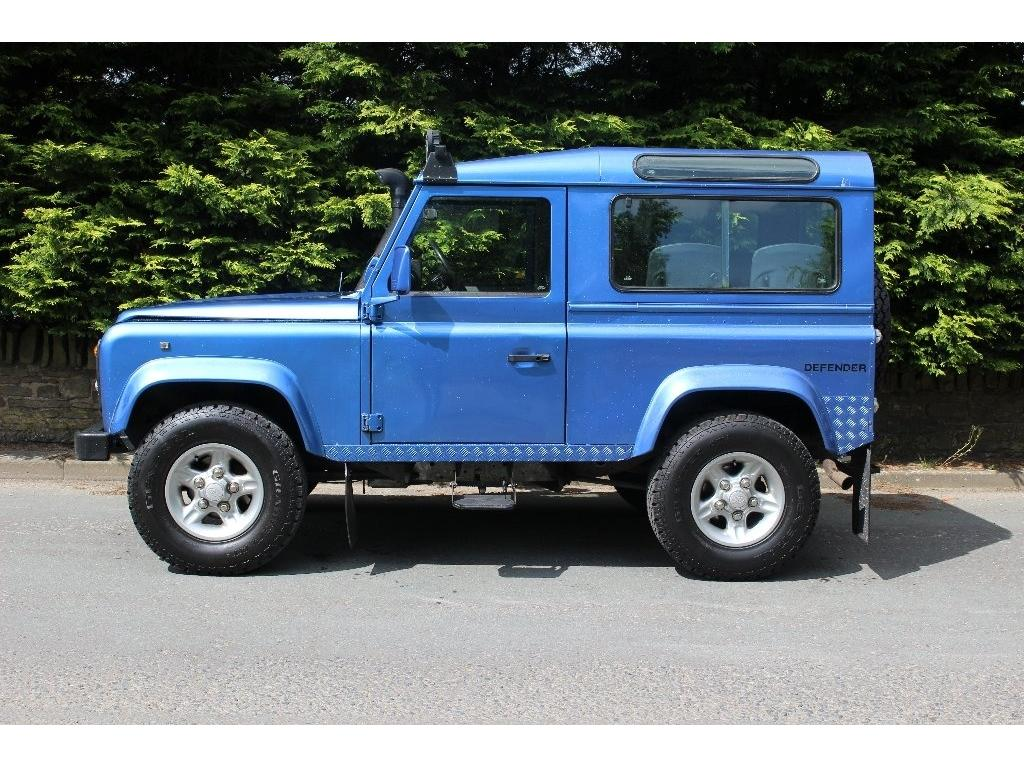LAND ROVER DEFENDER 2.5 90 PICK-UP TD5