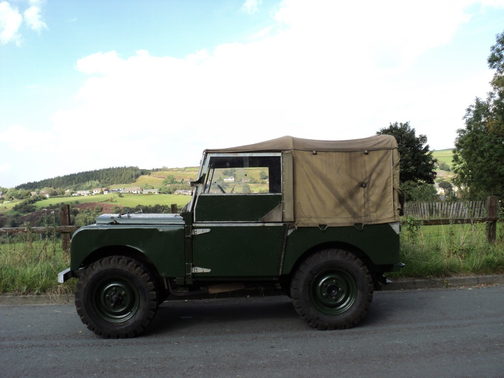 LAND ROVER 80 1.6 4 CYL 3DR