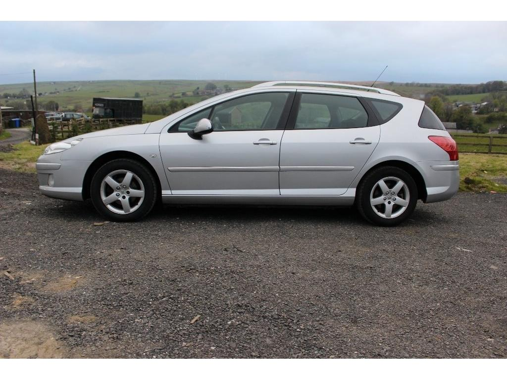 PEUGEOT 407 2.0 SW SR HDI 5DR Manual
