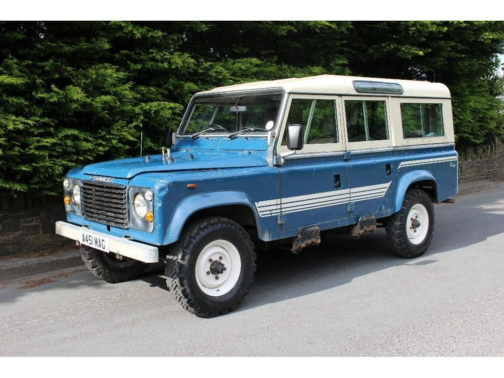 LAND ROVER 110 2.3 4CYL SW 5DR