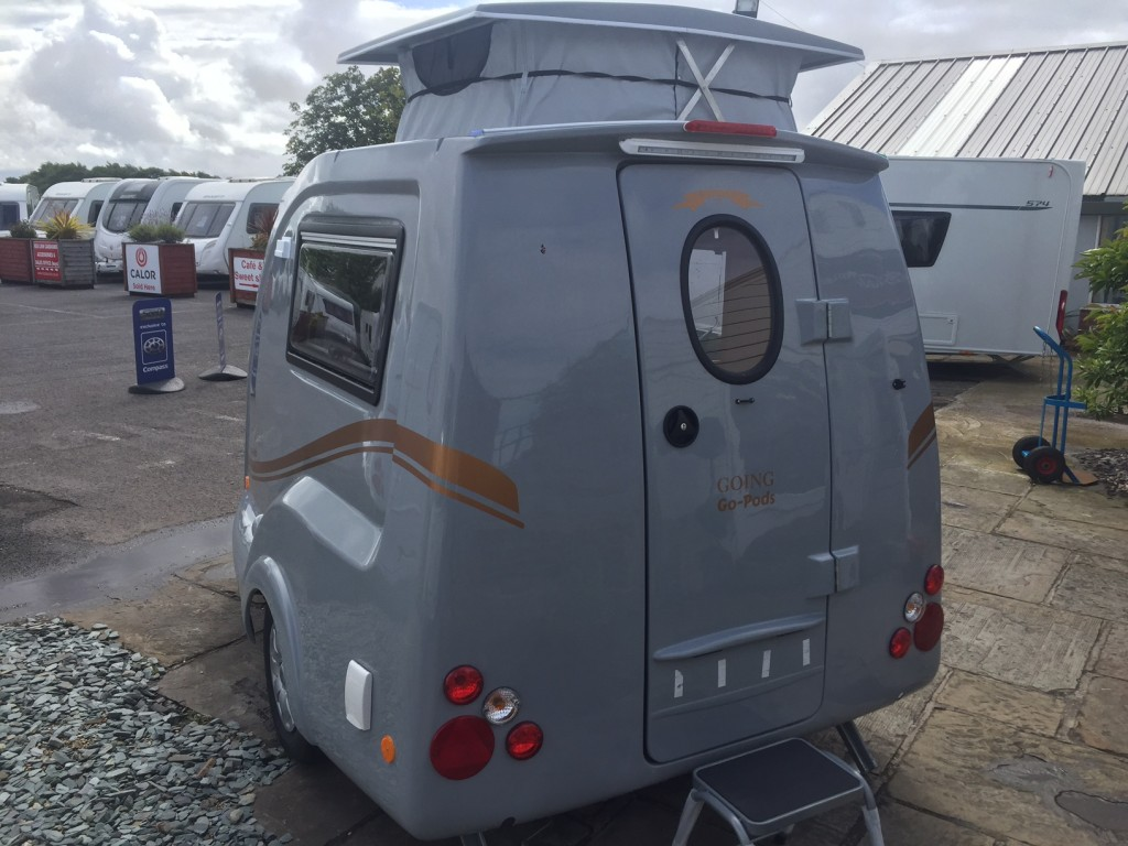 Going Uk Go Pod Grp Shell Coloured For Sale In Southport