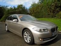 BMW 5 SERIES 2.0 520D SE TOURING 5DR AUTOMATIC
