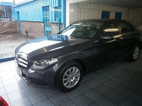 MERCEDES-BENZ C-CLASS 2.1 C220 D SE EXECUTIVE 4DR AUTOMATIC