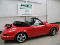 PORSCHE 911 3.6 CARRERA 4 2DR Manual