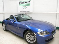 BMW Z SERIES 2.0 Z4 I SE ROADSTER 2DR Manual