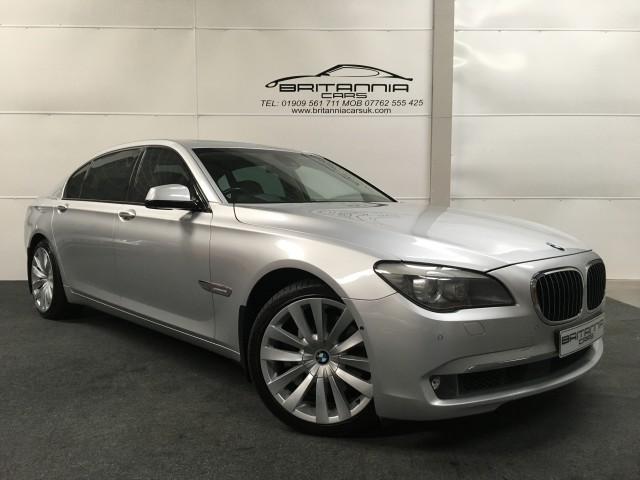 Bmw 7 Series 60 760li 4dr Automatic For Sale In Sheffield