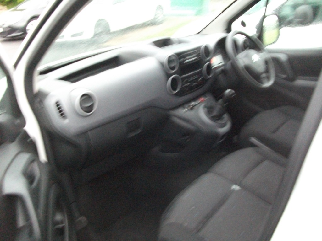 CITROEN BERLINGO 1.6 625 LX L1 HDI