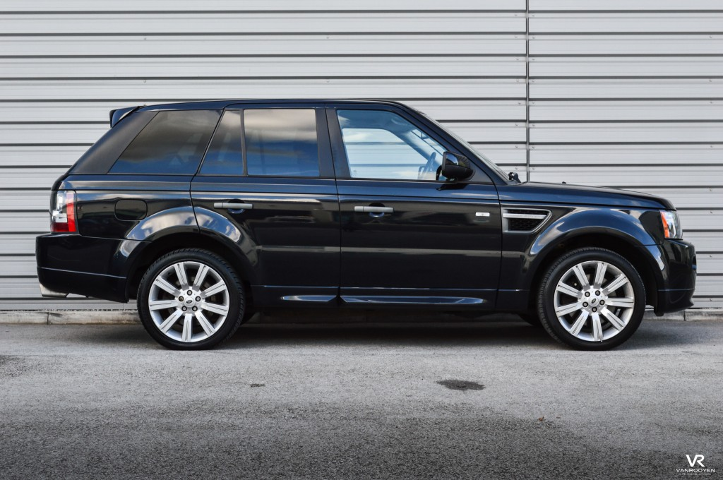 VR Warrington, LAND ROVER RANGE ROVER SPORT 3.0 TDV6 STORMER EDITION ...