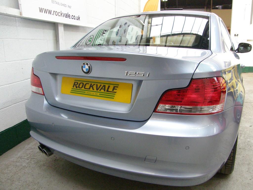 BMW 1 SERIES 3.0 125I SE 2DR