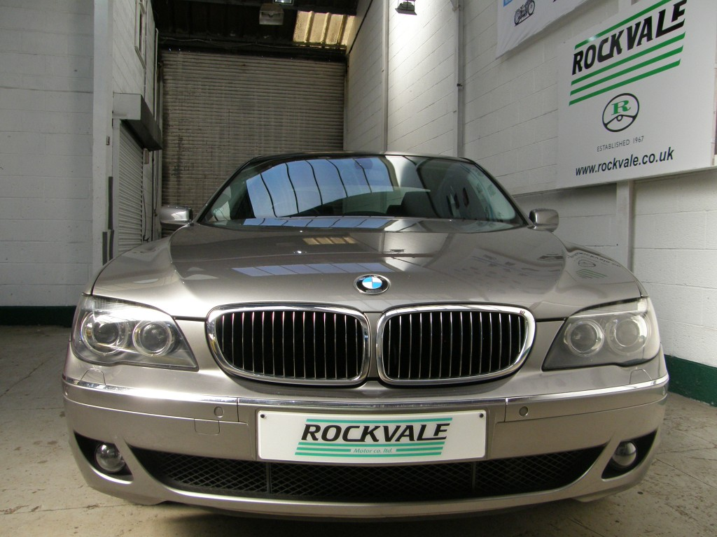 BMW 7 SERIES 3.0 730I SE 4DR AUTOMATIC