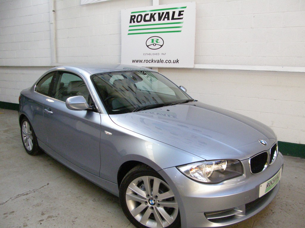BMW 1 SERIES 3.0 125I SE 2DR
