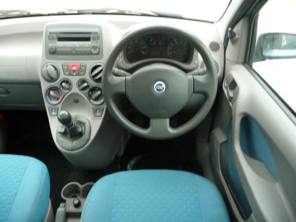 FIAT PANDA 1.2 DYNAMIC 5DR