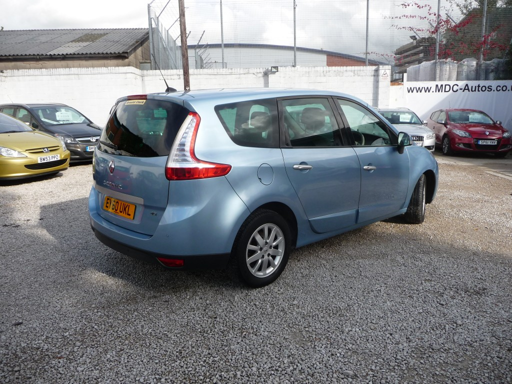 renault grand scenic 1 5 privilege tomtom dci 5dr for sale in chorley mdc autos. Black Bedroom Furniture Sets. Home Design Ideas