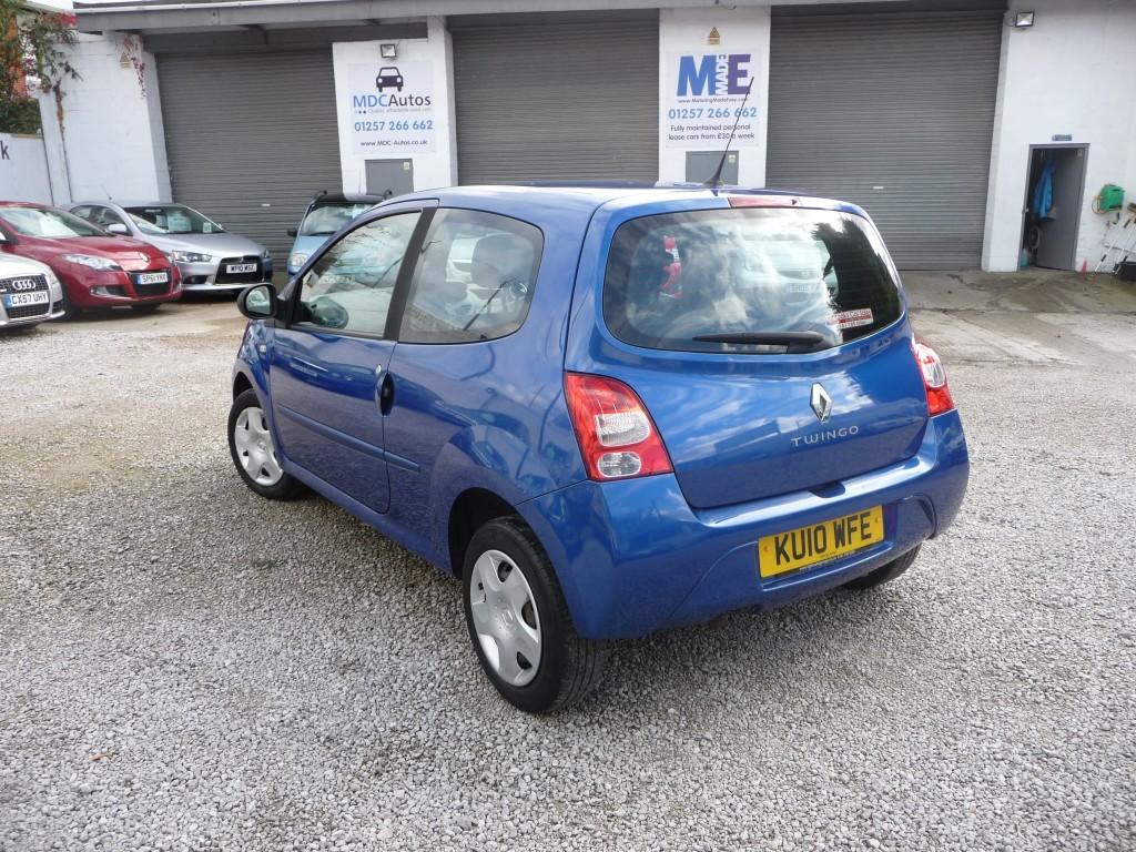 RENAULT TWINGO 1.1 EXTREME 3DR