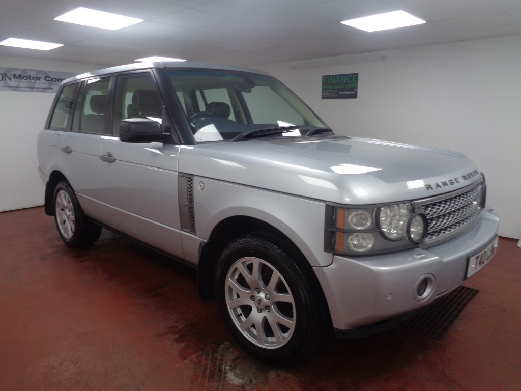 LAND ROVER RANGE ROVER 2.9 TD6 VOGUE 5DR AUTOMATIC