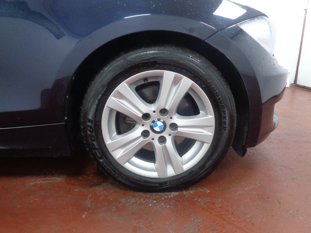 BMW 1 SERIES 2.0 120D ES 2DR