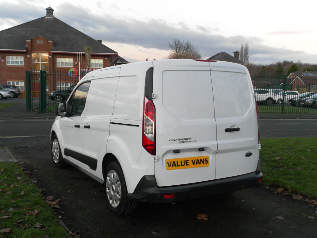 FORD TRANSIT CONNECT TREND 1.6 TDCI 200 (AIR CON) (BLUETOOTH)