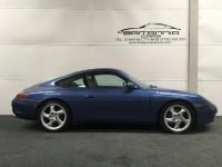 PORSCHE 911 3.4 CARRERA TIPTRONIC S 2DR AUTOMATIC