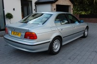 BMW 5 SERIES 2.5 523I SE 4DR