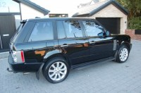 LAND ROVER RANGE ROVER 4.2 V8 SUPERCHARGED 5DR AUTOMATIC