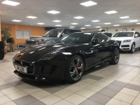 JAGUAR F-TYPE 5.0 R 2DR AUTOMATIC