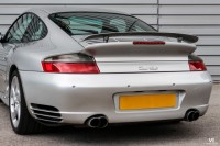 2003 (03) PORSCHE 911 3.6 TURBO TIPTRONIC S 2DR AUTOMATIC