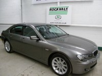 BMW 7 SERIES 3.0 730I SE 4DR AUTOMATIC