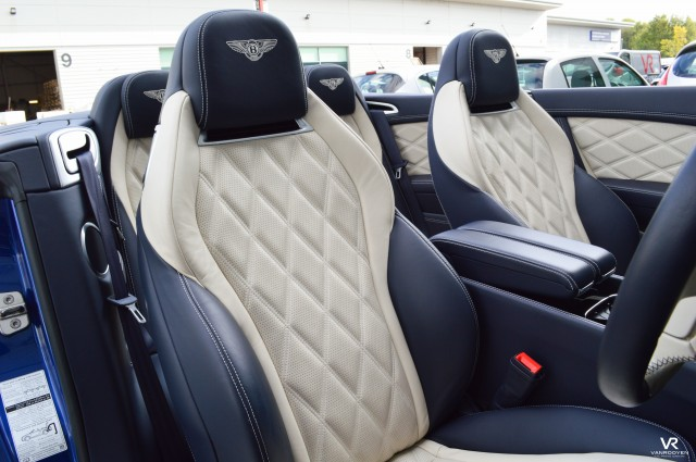 2015 (15) BENTLEY CONTINENTAL 4.0 GT V8 S 2DR AUTOMATIC | <em>14,225 miles
