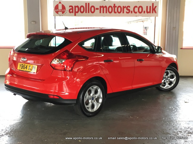 FORD FOCUS 1.6 STUDIO 5DR