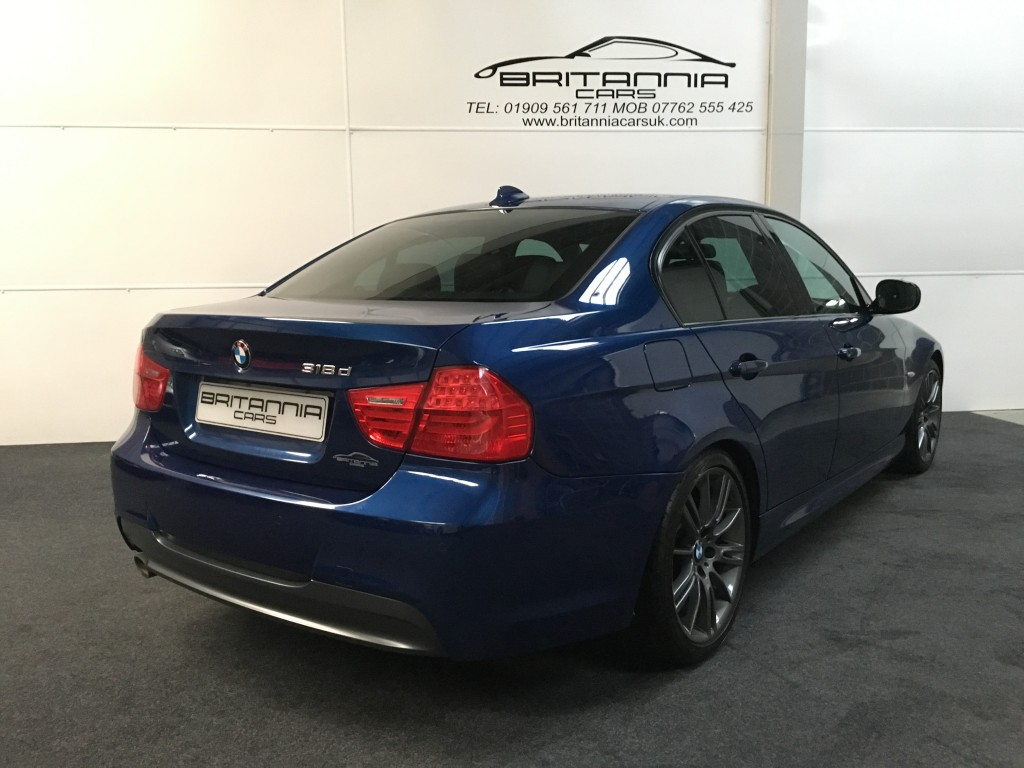 BMW 3 SERIES 2.0 318D SPORT PLUS EDITION 4DR