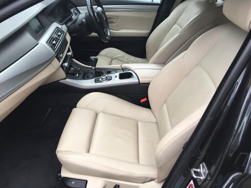 BMW 5 SERIES 3.0 525D M SPORT 4DR