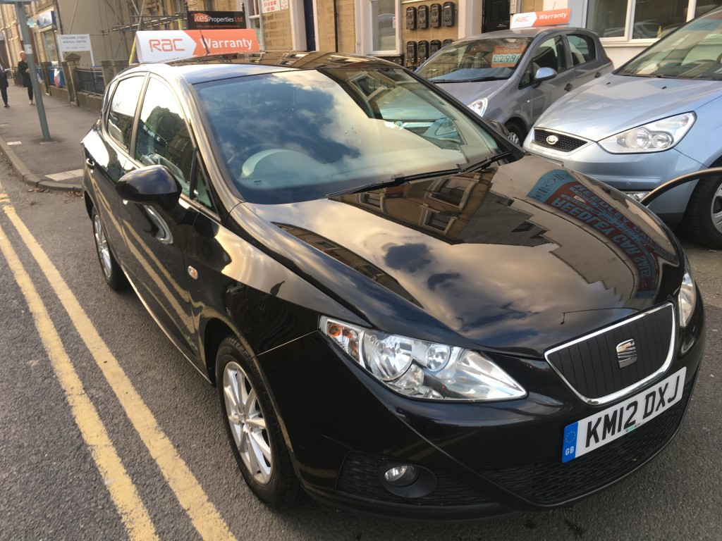 seat ibiza 1 2 cr tdi ecomotive se copa 5dr for sale in burnley reedley car sales. Black Bedroom Furniture Sets. Home Design Ideas