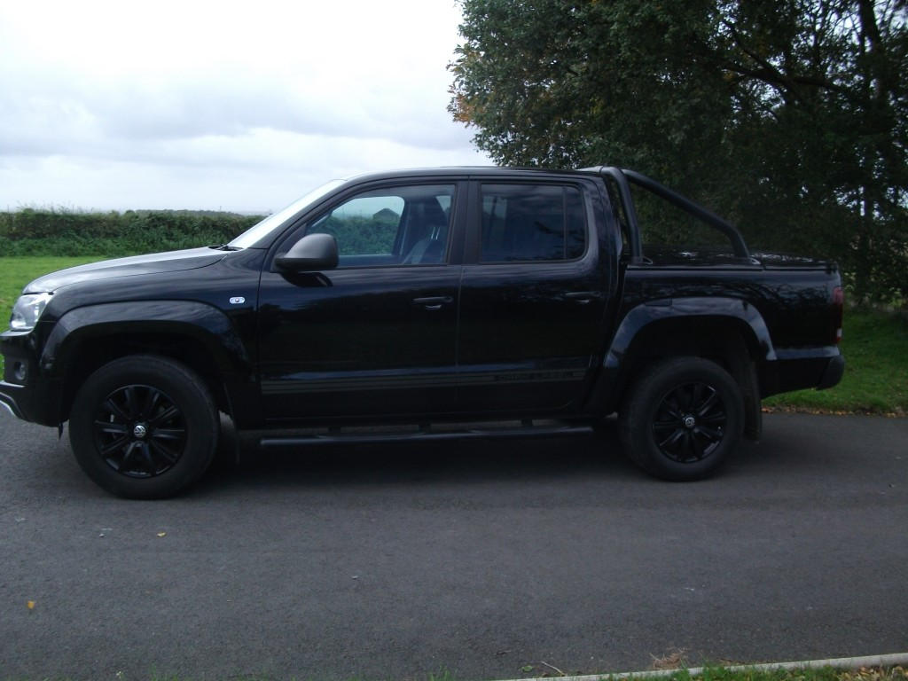 VOLKSWAGEN AMAROK 3.0 DC TDI DARK LABEL 4MOTION AUTOMATIC