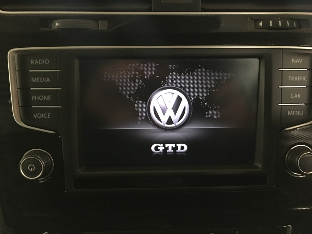 VOLKSWAGEN GOLF 2.0 GTD 5DR