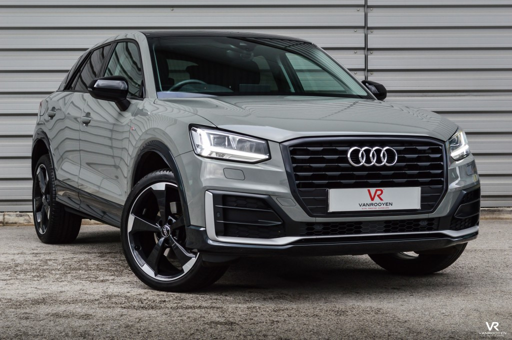 vr warrington audi q2 1 4 tfsi s line edition 1 5dr semi automatic for sale in warrington. Black Bedroom Furniture Sets. Home Design Ideas