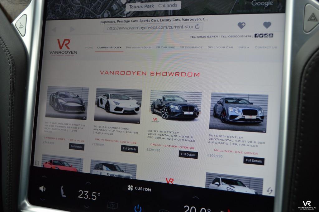 VR Warrington, TESLA MODEL S 90D 5DR AUTOMATIC For Sale in