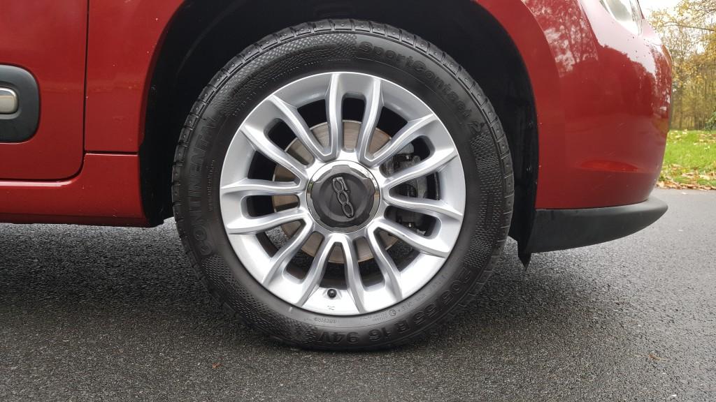 FIAT 500L 1.2 MULTIJET LOUNGE 5DR