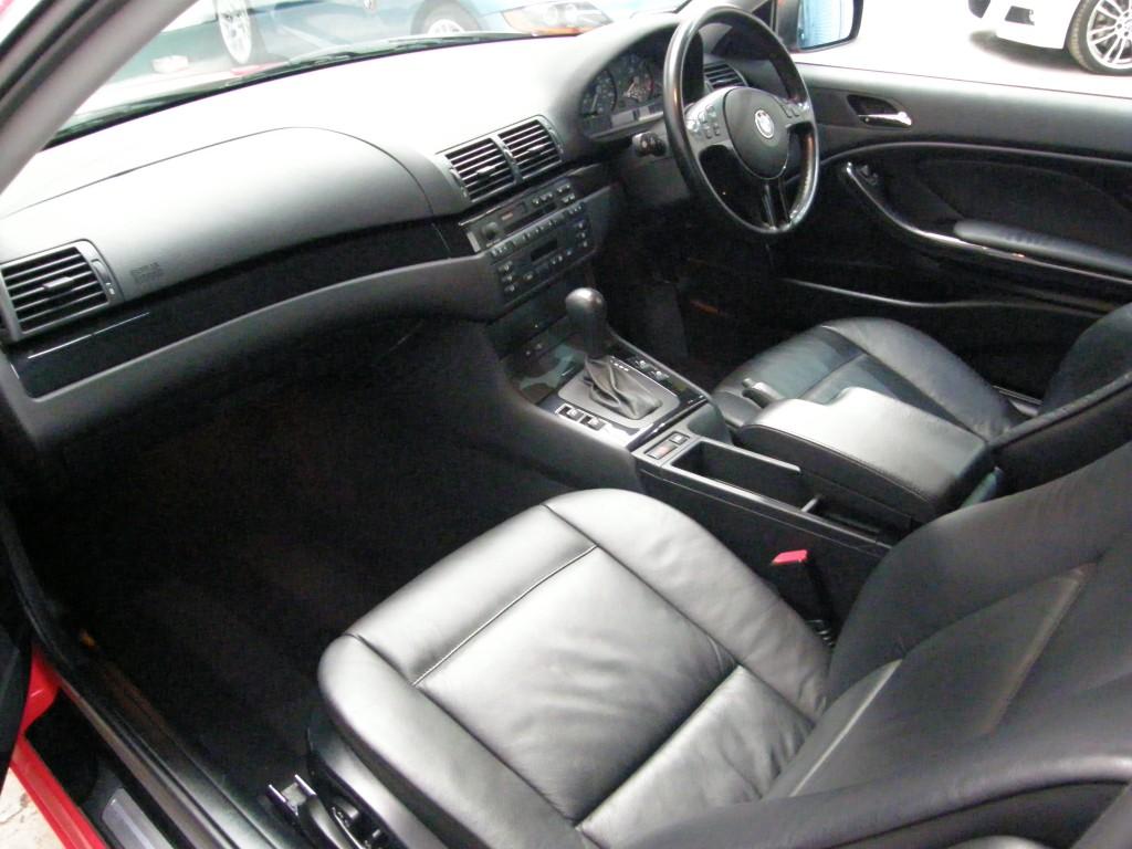 BMW 3 SERIES 2.5 325CI SE 2DR AUTOMATIC