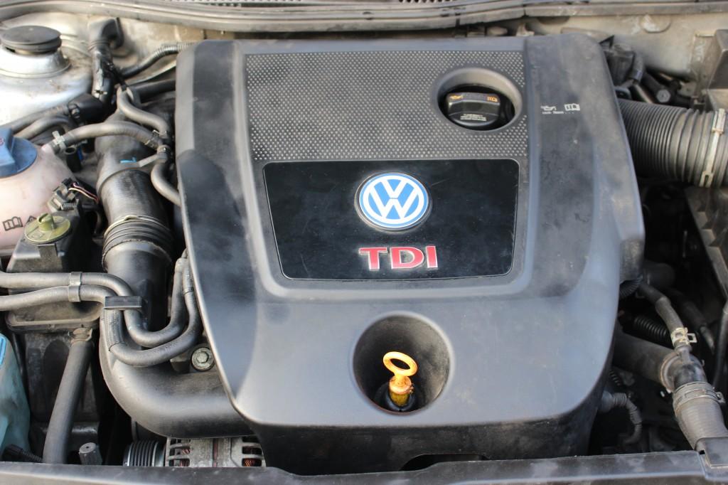 VOLKSWAGEN GOLF 1.9 GT TDI 3DR