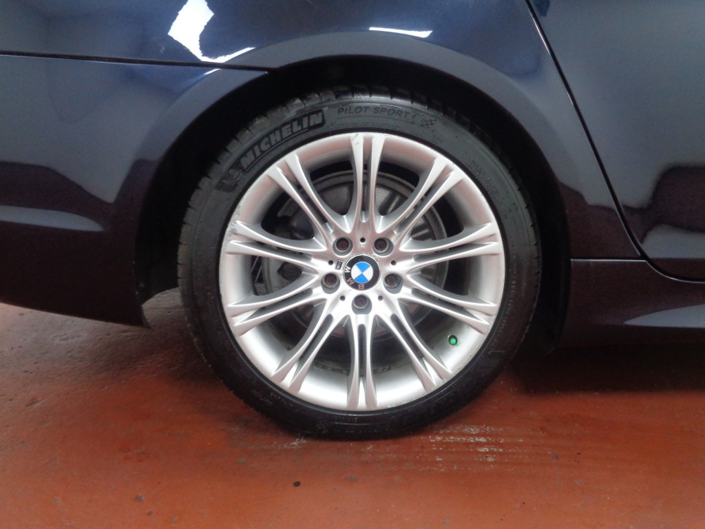 BMW 5 SERIES 2.0 520D M SPORT BUSINESS EDITION 4DR AUTOMATIC
