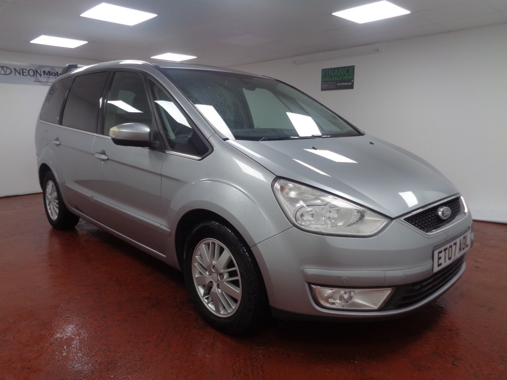 FORD GALAXY 2.0 GHIA TDCI 5DR